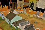 Představení modelu novopackého náměstí.