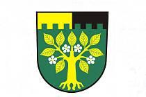 Znak obce Úbislavice.