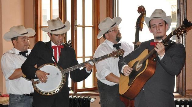 Bluegrass Friends.
