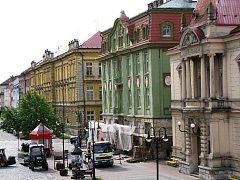 Jičínský hotel Praha.