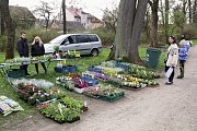 Velikonoční jarmark v Lázních Bělohrad.