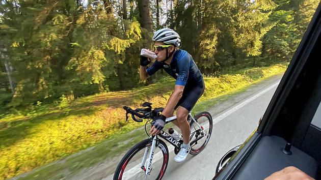 Nejdelší ultracyklistický závod v Evropě: Race around Czechia & Slovakia (RACAS).Aktuálně má  za sebou Daniel Polman z Nové Paky českou část, kterou se mu podařilo objet pod neuvěřitelných 100 hodin. ČR: čas: 99hodin a 50 minutvzdálenost: 1950kmPokračuje