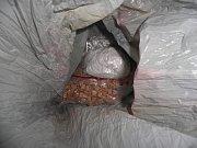 Bezmála 1400 tablet extáze a 80 gramů kokainu zajistili v minulých dnech na Jičínsku královéhradečtí celníci.