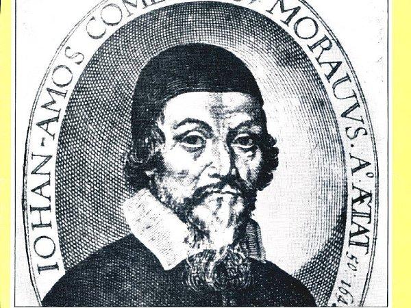 Jan Ámos Komenský.