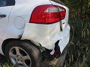 Kumburský Újezd - Dopravní nehoda u lomu Rumchalpa.