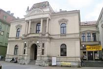 Jičínské Masarykovo divadlo.