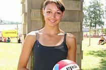 Miss turnaje Andrea Klimentová z Bedinek.