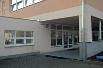 Lomnická střední škola.