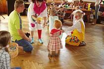 Dětský den v Úhlejově.