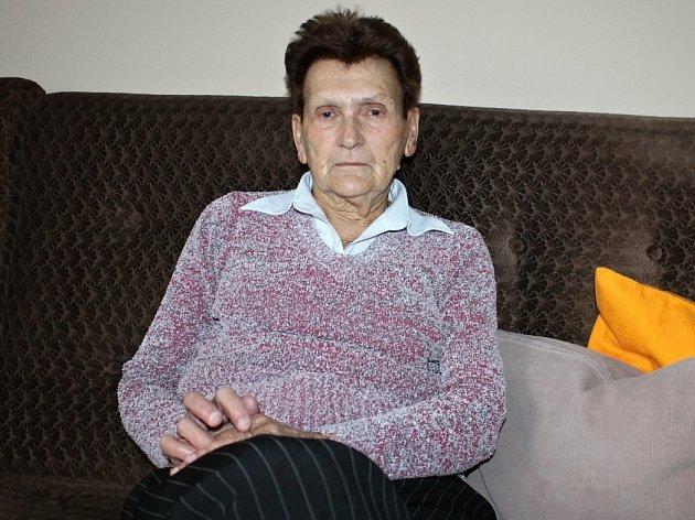 Doris Broulová přežila koncentrační tábory vTerezíně a Osvětimi.