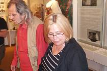 Anna a Rostislav Novákovi.
