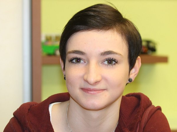 Zuzana Staňková.