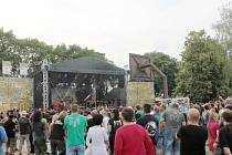 Legends Rock Fest v Hořicích.