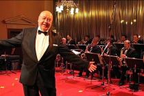 Orchestr Václava Hybše zřejmě naposledy v Jičíně.