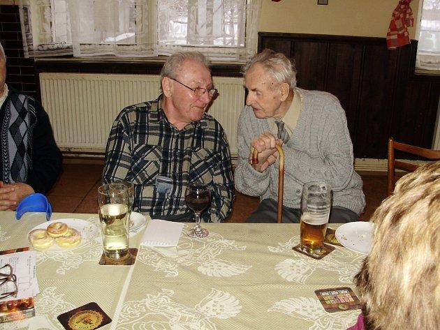 Klub seniorů vButovsi.