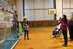 Sportovní setkání pořádané stacionářem Kamarád.