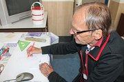 Milan Miklík, muž, který svůj životní příběh vtiskl do komiksu.