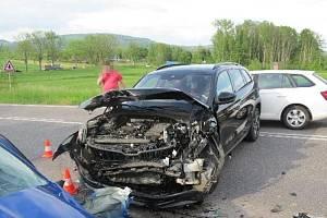 Nehoda u Podůlší