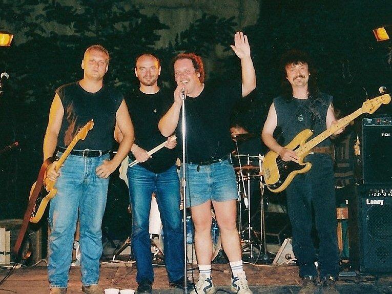 Rocková skupina Xantipa.