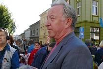 Patron jičínského pohádkového festivalu Jiří Lábus.
