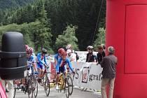 Z Evropského poháru 2013 v paracyklistice.
