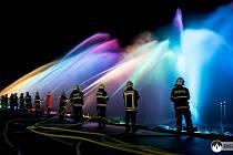Peckovští hasiči se stanou součástí velkolepé podívané.