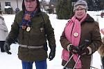 Růžičkův Skimemoriál v Bílsku u Hořic.