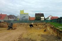 Zahájení nové výstavby v ulici Pod Koželuhy.