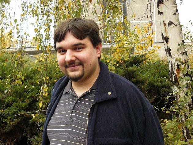 Scénárista a producent filmu Pamětnice Tomáš Magnusek, který nyní pracuje rovněž na filmu Školní výlet.