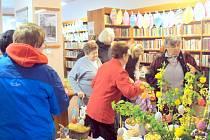 Velikonoční trhy v Sobotce.
