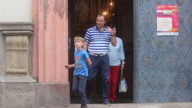 V Nové Pace se v rámci páteční Noci kostelů otevřel kostel sv. Mikuláše na náměstí, kde se mohli příchozí zaposlouchat do koncertu jičínského smíšeného sboru Smetana. Klášterní chrám nad městem nabízel nádherný výhled a upozorňoval na právě probíhající re