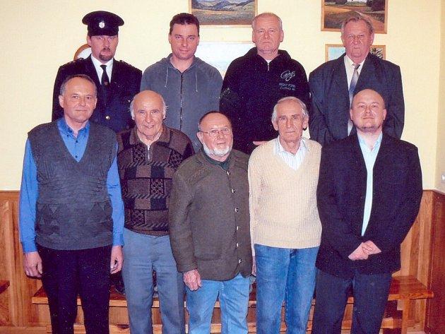 Organizační výbor.