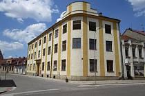 Poliklinika v Hořicích.