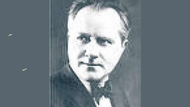Herec Karel Jičínský.