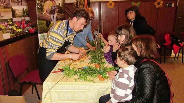 Velikonoční hraní a tvoření