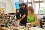 Rumcajs s Mankou, Cipískova stezka, Galerie Radka Pilaře, prodloužené víkendy - zajímavosti, které lákají lidi do Jičína.