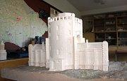 Model věže vytvořili studenti pomocí 3D programu