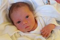 Tobiáš Gritzer se směje na svět od 13.srpna, narodil se s mírou 50 cm a váhou 3,45 kg. Z narození prvního synka se radují Jana a Lukáš Gritzerovi, společně budou bydlet v Jičíně.