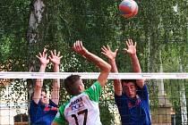 Dřevěnice znovu ožije volejbalem. Nejznámější letní turnaj se vrací.