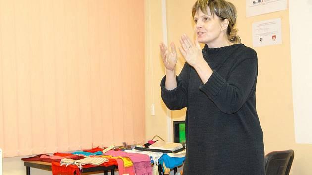 Petra Procházková v Hořicích