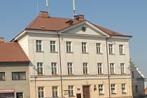 Libáňská radnice.