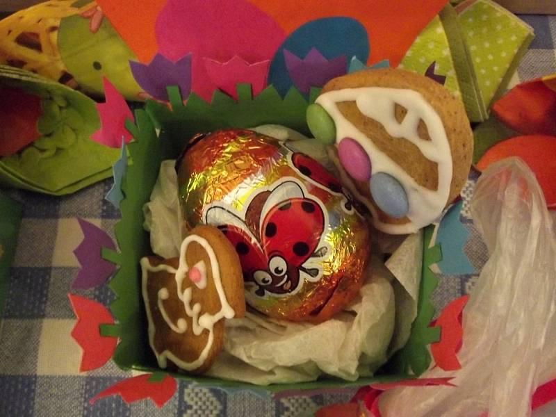 Velikonoční dílna s besídkou v Ostružně.