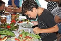 V Ostružně se sešli milovníci netradiční zeleniny