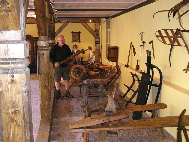 Na Prachově vzniklo nové muzeum.