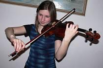 Ludmila Šulcová, zkušená hudebnice, kterou napadlo zorganizovat projekt předvelikonočního koncertu v Jičíně.