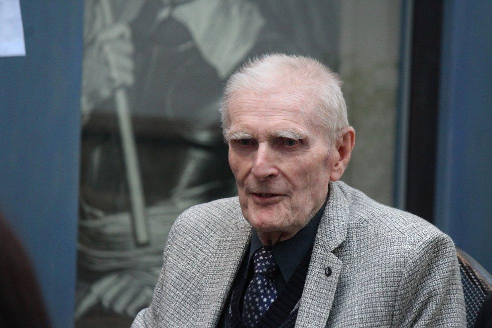 Profesor a historik Robert Kvaček.