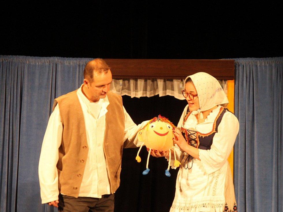 Libáňské loutkové divadlo.