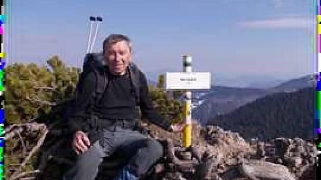 Ivan Pírko na cestách.