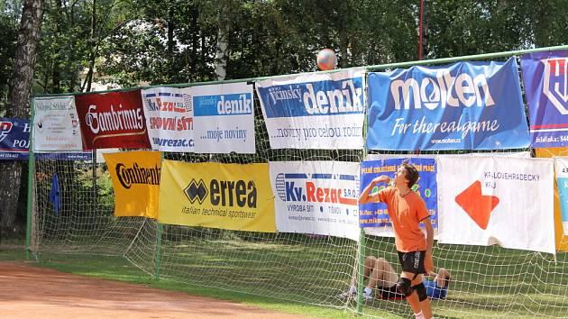 Volejbalová Dřevěnice 2012.