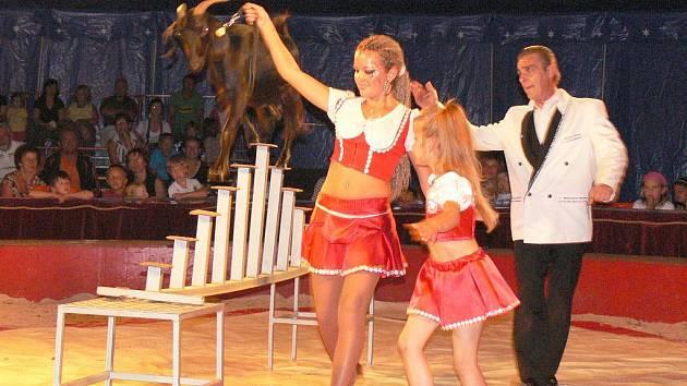 Cirkus Praha Kopecký.